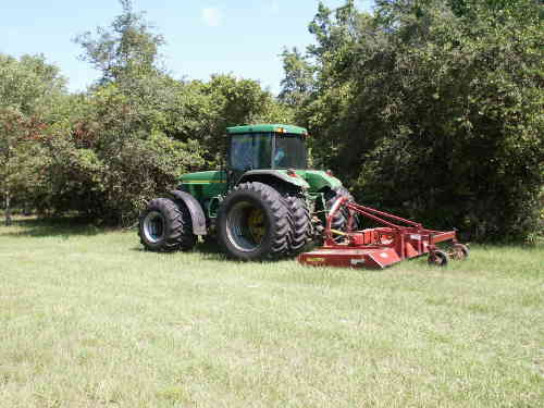 Ron's Tractor Mowing & Hydro-Ax Services, Inc
